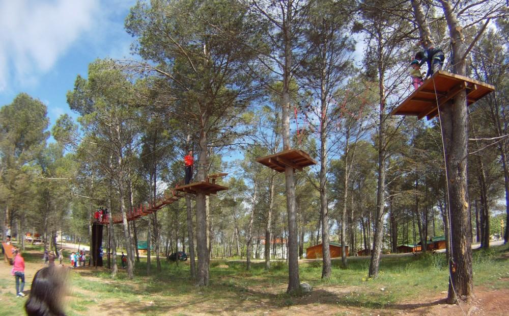 Oferta ocio SPPLB Apartamentos Rurales en Alarcón